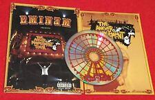 Eminem Presents The Anger Management Tour (DVD, 2005) + Insert!