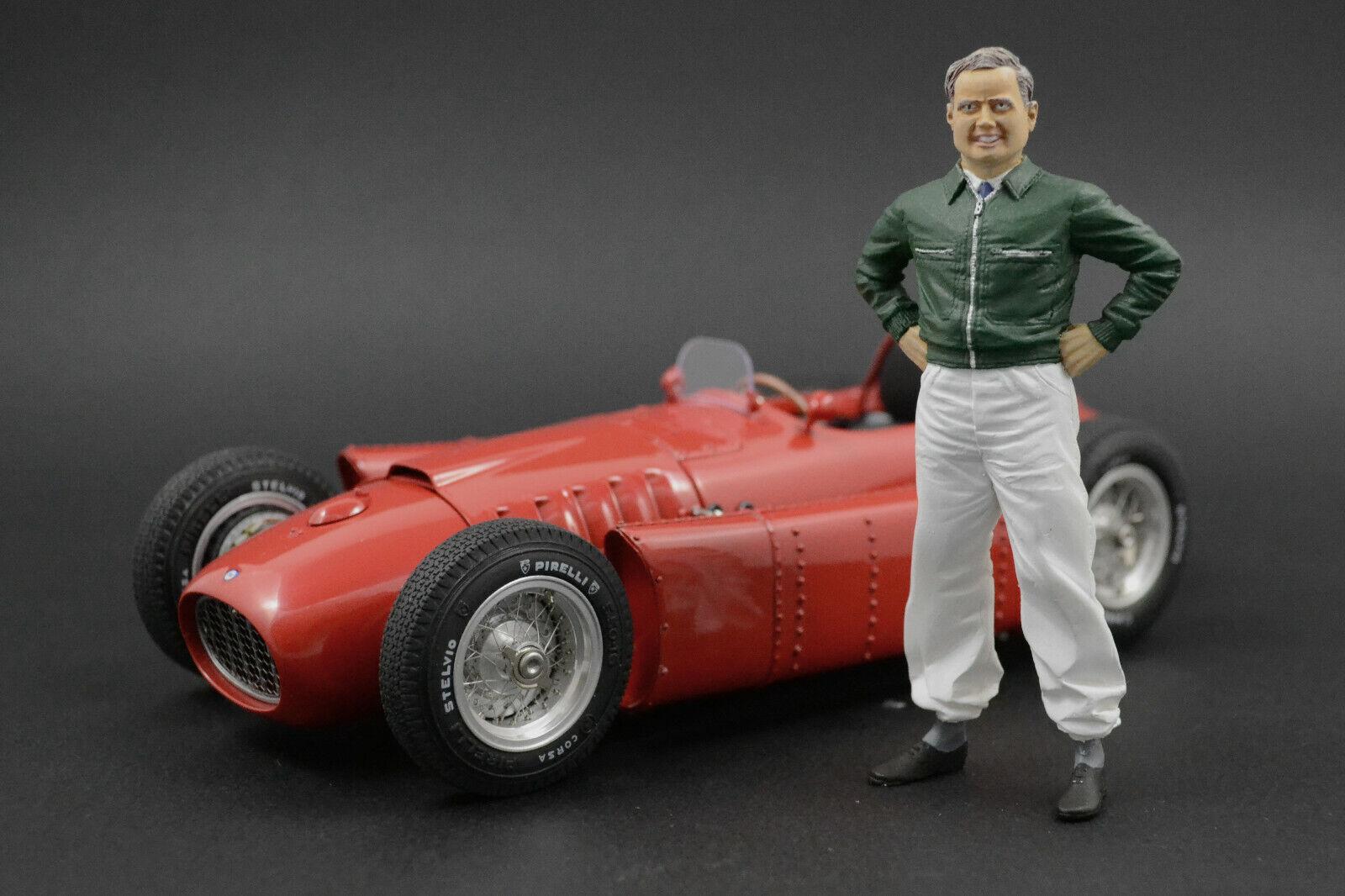 Mike Hawthorn Figur für 1 18 Ferrari 500F2 D50 CMC
