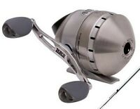 Zebco Platinum 33 Closed Face Spinning Reel Fishing High Speed 2017