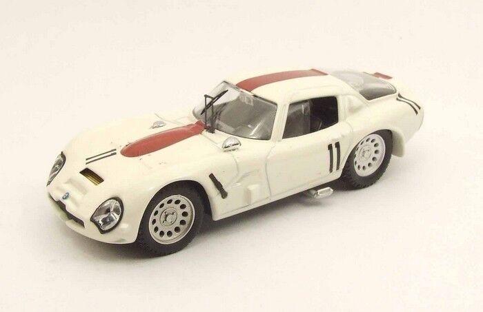 Best model 9456-alfa romeo tz2 nº 11 warwick farm - 1968 1 43