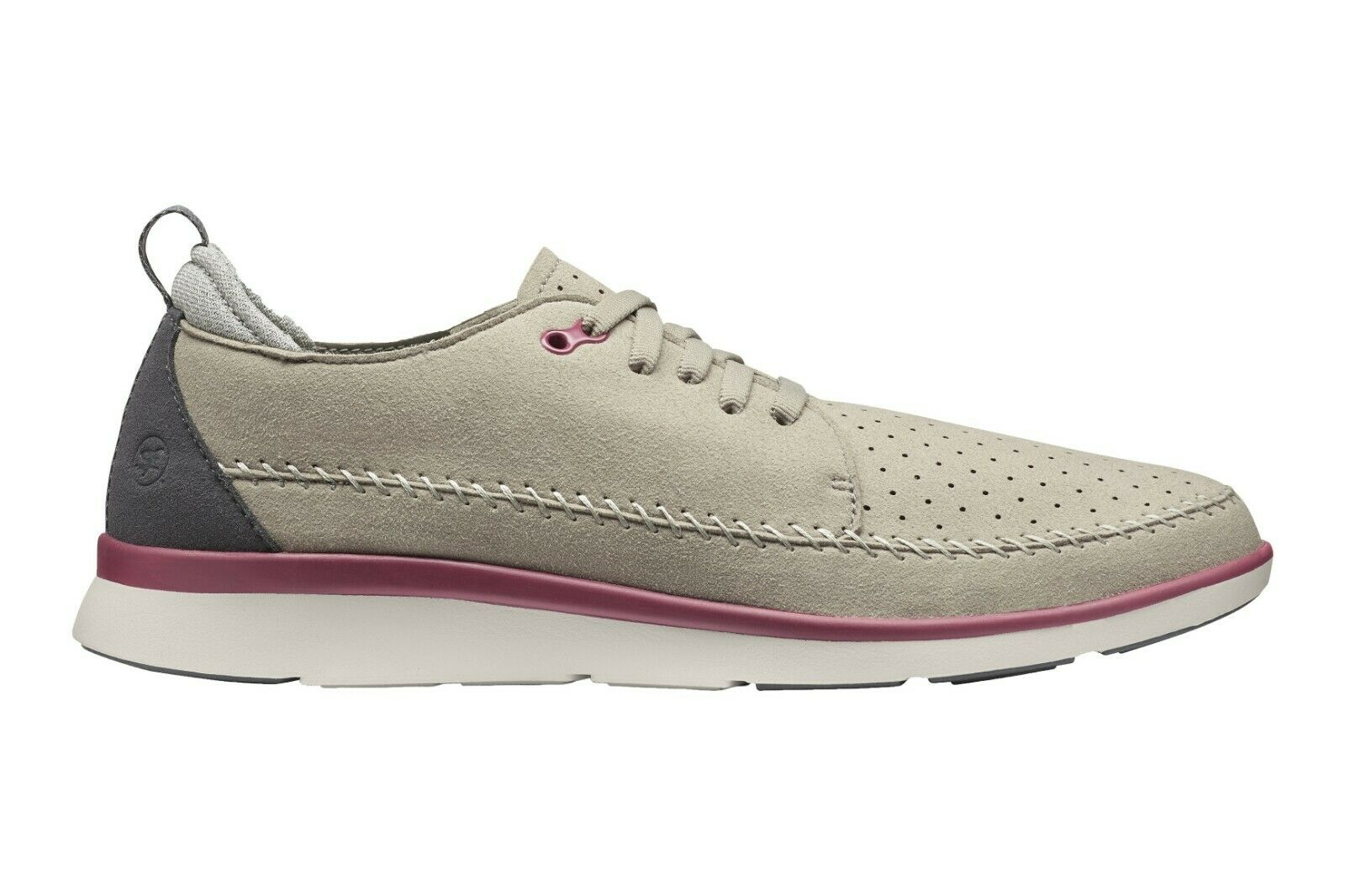 Superfeet CRANE Mens Cobblestone Lace Up Comfort Walking Sneaker shoes