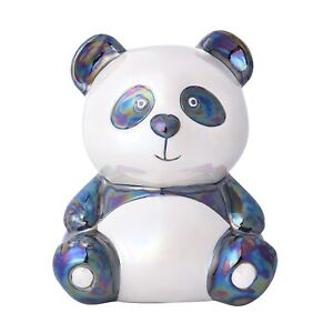 Money Coin Piggy Bank Ceramics Vintage Animal Cartoon Panda Favor Gifts for Dad