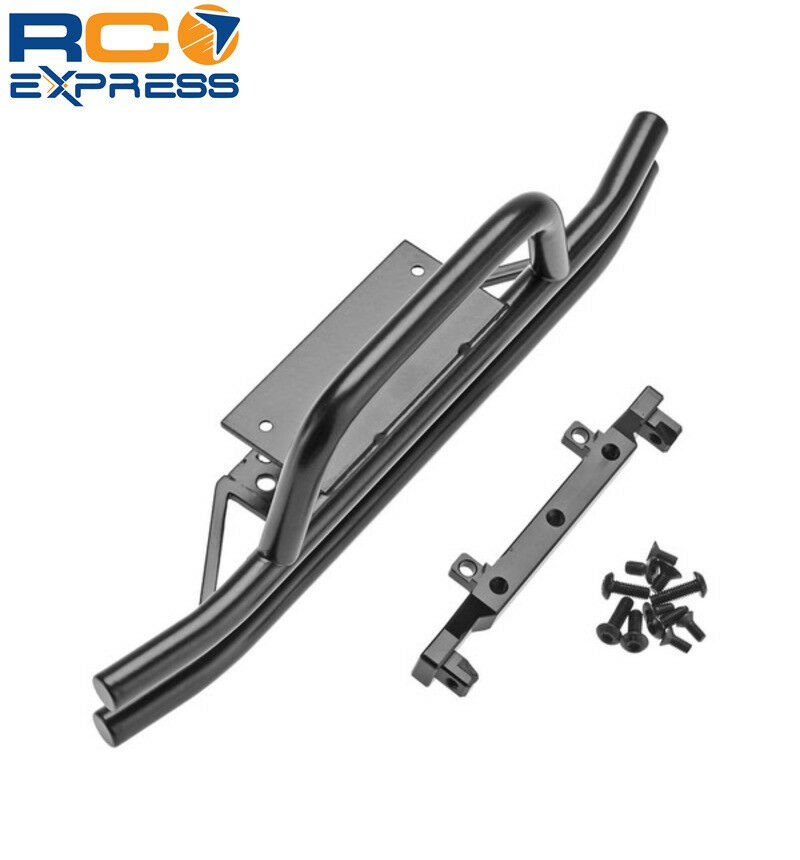 RC 4WD Rampage Front Double Tube Bumper w/Hoop :Trail Finder 2 SWB RC4ZS1558
