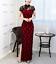 Women-Bodycon-Dress-Cheongsam-Side-Slit-Sexy-Lace-Slim-Dance-Party-Evening-Qipao thumbnail 9