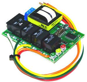 4-CIRCUIT-TRAFFIC-LIGHT-CONTROLLER-amp-SEQUENCER-SL-3011-120V-SL-3012-240-V