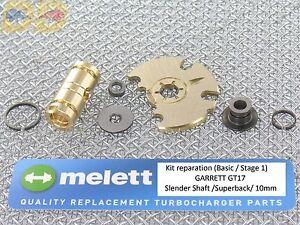 kit reparation turbo garrett gt17 melett stage1 ebay. Black Bedroom Furniture Sets. Home Design Ideas