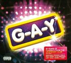 G-A-Y [Sony] by Various Artists (CD, Oct-2013, 3 Discs, Sony Music)