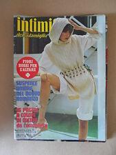 INTIMITA' DELLA FAMIGLIA n°1621 1977 [G685B] Rivista Vintage