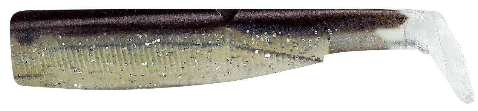 Fiiish Black Minnow taille 1 70 mm bass sandre Sea Sea sandre Fishing Lure Body Pack 5c8cc2
