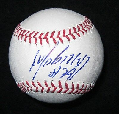 Sports Mem, Cards & Fan Shop Delicious Jose Abreu Signed Rawlings Mlb Baseball Chicago White Sox Autograph Psa/dna Coa Providing Amenities For The People; Making Life Easier For The Population