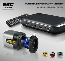 Portable Endoscopy Camera For Rigid Endoscope Hd Usb Medical Recorder Ent Storz