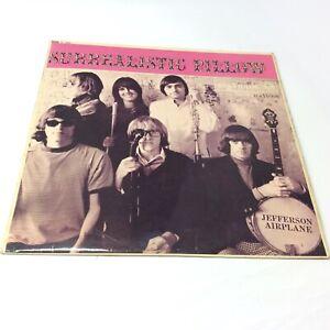 Jefferson-Airplane-039-Surrealistic-Pillow-039-UK-1967-1st-RCA-Vinyl-LP-VG-VG-Nice