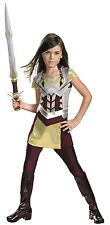Thor Movie Classic Sif Child Costume Size 7-8 Marvel Comics