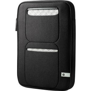 HP-Anika-for-Mini-Laptop-or-IPAD-Tablet-Black-Silver-Sleeve-10-2-034-VX403AA