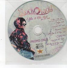 (DS475) Shock O Lady, I Like It Like That ft Mr Smith (remixes) - 2012 DJ CD
