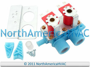 Details about GE Hotpoint Frigidaire RCA Water Inlet Valve WH13X10024 on