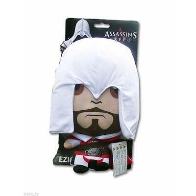 Assassins Creed Ezio Bruderschaft L Plüsch-stofftier 32cmsTall Offiziell  Neu