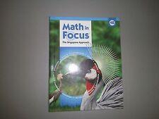 Houghton Mifflin Harcourt Math in Focus 4B, 2009, Student Textbook  0669010839