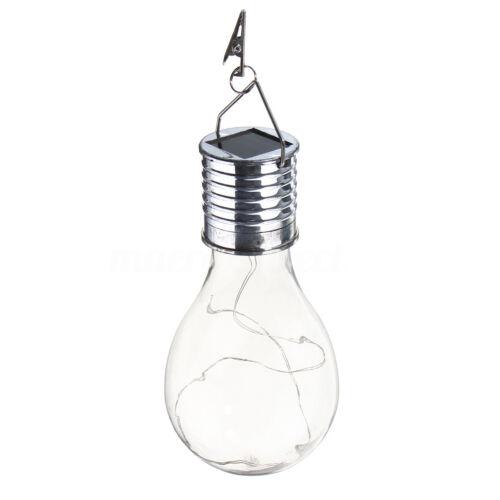 Solar Light Bulbs Hanging Garden Solar Lights