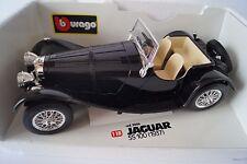 Bburago Burago Modellauto 1:18 Jaguar SS 100 1937 Cod. 3006 *in OVP*