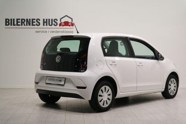 VW Up! 1,0 MPi 60 Move Up! BMT - billede 1