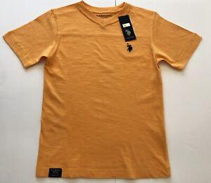 KIDS US POLO ASSN USPN Boys Children School Original Shirt T-Shirt  4-12 Years