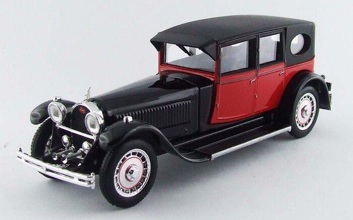 Rio 4429 Bugatti Royale 41 noir / rouge 1927 1/43 1/43 1/43 | Matériaux De Haute Qualité  94e1b9