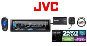 JVC KD-X320BTS Receiver Bluetooth Vista