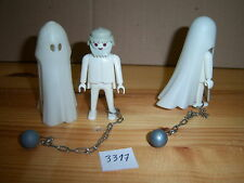 Fantôme chaine réf 3317 Playmobil