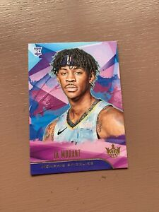 2019-20-Panini-Court-Kings-Basketball-Ja-Morant-Rookie-Card