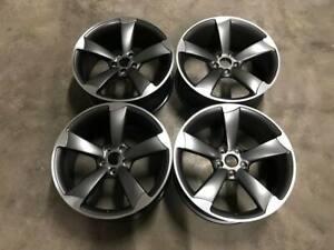 19-034-TTRS-DEEP-CONCAVE-Style-Alloy-Wheels-Satin-Gun-Metal-Audi-A4-A5-A6-A7-A8