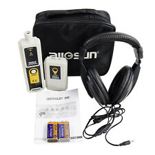 Water Leak Detector >> Portable Leakage Detector Ultrasonic Transmitter 2in1 Pipe Gas Water