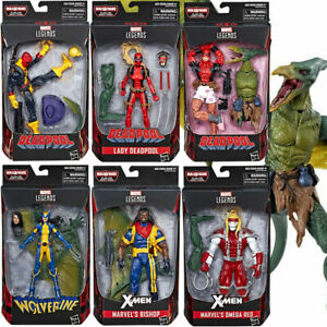 Marvel-Legends-X-Men-Deadpool-Sauron-BAF-Wave-2-Set-of-6