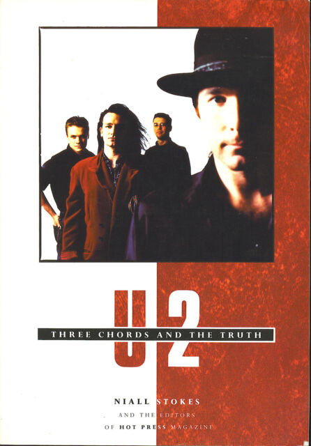 U2 Three Chords And The Truth By Niall Stokes 1989 Paperback Ebay