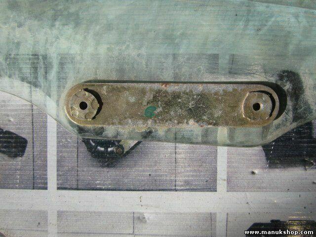s l1600 - Cristal de la puerta trasero derecho Tata Safari 43R001264 43R-001264 TP M33 E2