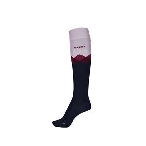 Pikeur Womens Knee Socks 38-40 English Rose