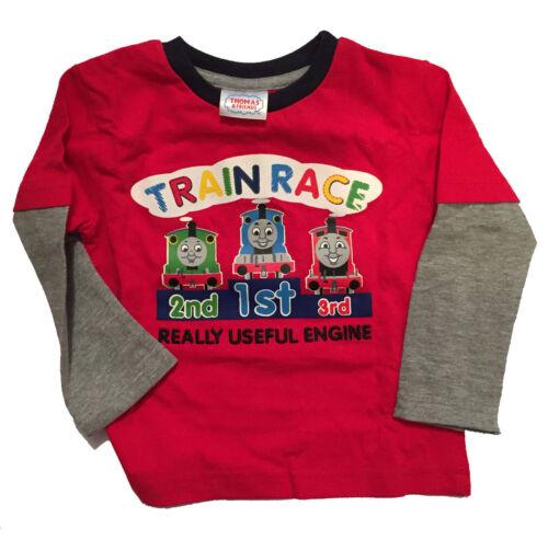 THOMAS THE TANK ENGINE /& FRIENDS 2 PIECE JOG SET OUTFIT 6-9 MONTHS t-shirt