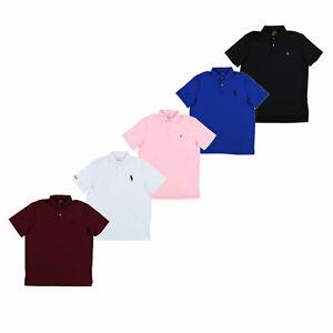Polo-Ralph-Lauren-Mens-Performance-Interlock-Active-Polo-Shirt-S-M-L-Xl-Xxl-New