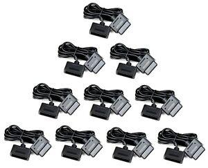 Super-Nintendo-Controller-Gamepad-Verlaengerungskabel-fuer-Nintendo-SNES-1-8-Meter