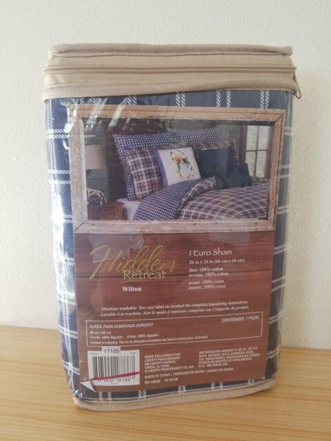 Wilton European Pillow Sham