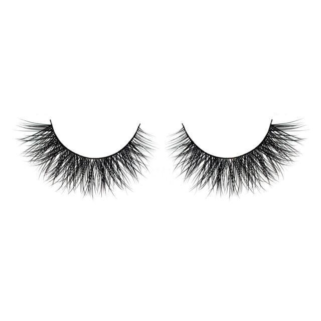 Siberian Real Mink Eyelashes Strip Lashes Iris Ebay