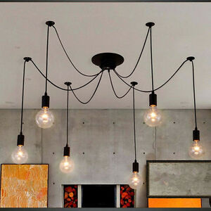 Bar Ceiling Lamp Dining Room Modern Pendant Light Fixtures Kitchen ...