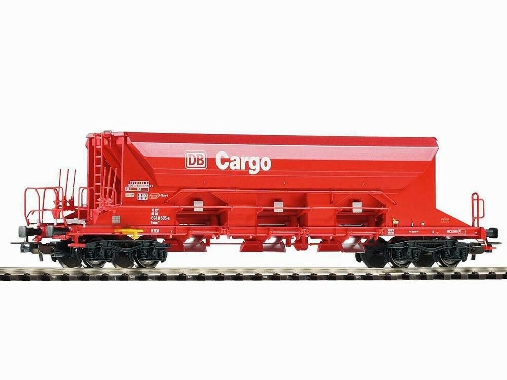 PIKO 54343 carri merci ammassare carrello FACNS 133 DB AG h0