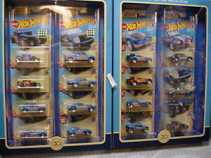 2018-Hot-Wheels-RLC-50th-Anniversary-Race-Mini-Collection-w-Super-Treasure-Hunt