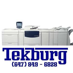 Xerox Color C75 Professional Printer Copier Scanner 11X17 13X19 Canada Preview