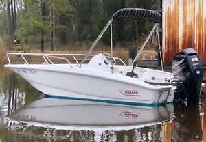 2009-Boston-Whaler-Four-Stroke-60