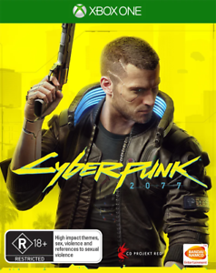 Cyberpunk 2077 Day One Edition Xbox One Game NEW