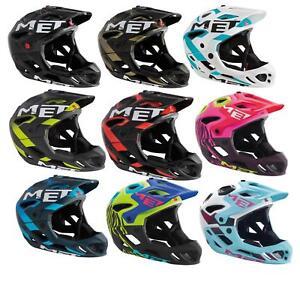Met Fahrrad Helm Parachute Downhill Dh Fr Mtb Mountainbike Enduro