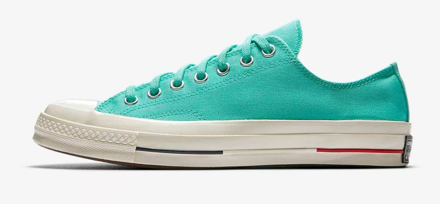 CONVERSE 1970 All Star 70's Heritage Court OX Chaussures Taille Homme 12 2018 160495C