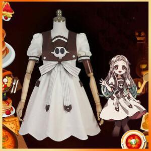 Toilet-Bound Hanako-kun Nene Yashiro Cosplay Costume Full Set Fancy Dress Skirt-